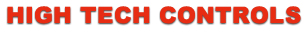 HIGH TECH CONTROLS